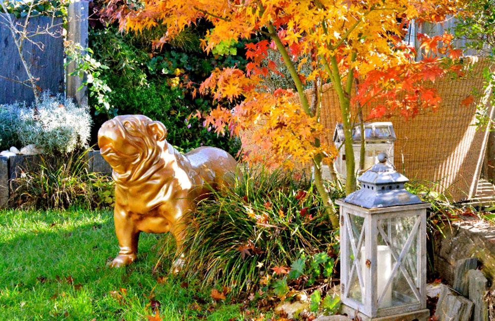 Décoration pour votre jardin, Désiles paysagiste près de Rennes